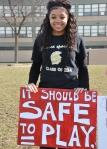 Tyra Williams 28th Ward: Orr High School